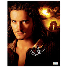 Load image into Gallery viewer, Orlando Bloom Autographed Pirates of the Caribbean 8×10 Portrait Photo