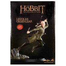 Load image into Gallery viewer, Orlando Bloom Autographed The Hobbit Legolas 1/6 Scale Weta Statue with 'Legolas' Inscription