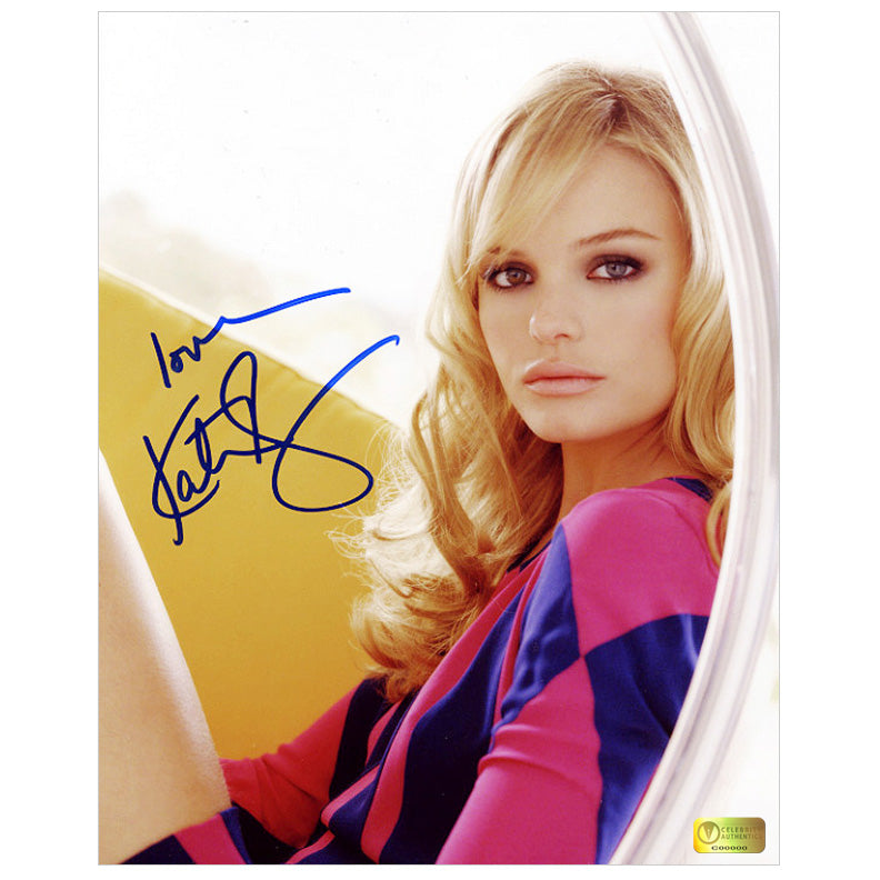 Kate Bosworth Autographed Retro 8x10 Photo
