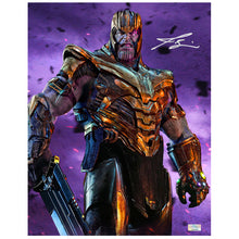Load image into Gallery viewer, Josh Brolin Autographed Avengers Infinity War Thanos 11x14 Photo