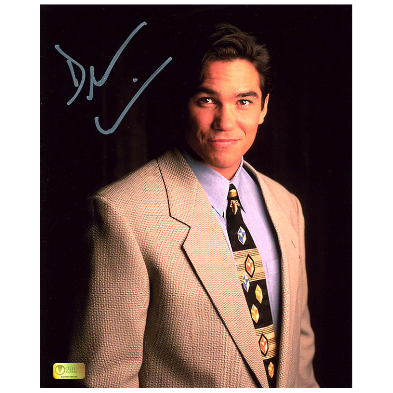 Dean Cain Autographed Lois & Clark: The New Adventures of Superman Clark Kent 8x10 Photo