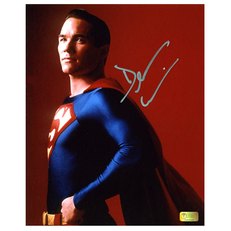 Dean Cain Autographed Lois & Clark: The New Adventures of Superman 8x10 Studio Photo