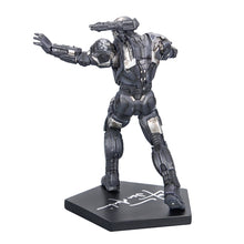 Load image into Gallery viewer, Don Cheadle Autographed Iron Studios Avengers War Machine 1/10 Scale Statue