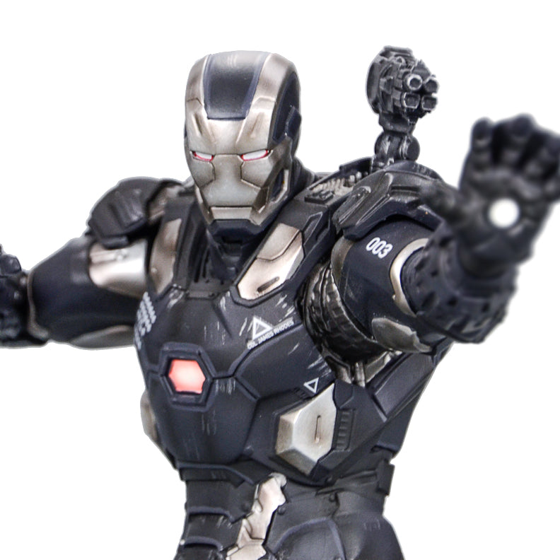 Don Cheadle Autographed Iron Studios Avengers War Machine 1/10 Scale Statue
