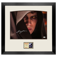 Load image into Gallery viewer, Hayden Christensen Autographed Star Wars Episode III: Revenge of the Sith Anakin Skywalker 11x14 Photo