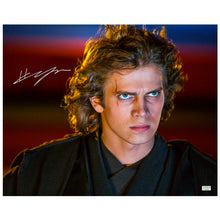 Load image into Gallery viewer, Hayden Christensen Autographed Star Wars Episode III: Revenge of the Sith Anakin Skywalker 16x20 Photo