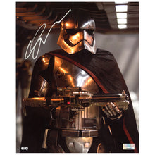 Load image into Gallery viewer, Gwendoline Christie Autographed Star Wars: The Force Awakens Captain Phasma 8x10 Photo