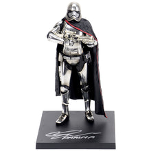 Load image into Gallery viewer, Gwendoline Christie Autographed Star Wars: The Force Awakens Captain Phasma Statue