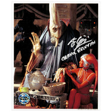 Load image into Gallery viewer, John Coppinger Autographed Star Wars: The Phantom Menace Graxol Kelvyyn 8×10 Photo