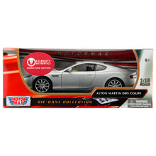 Load image into Gallery viewer, Daniel Craig Autographed Aston Martin DB9 Casino Royale 1:18 Scale Die-Cast Car