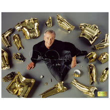 Load image into Gallery viewer, Anthony Daniels Autographed Star Wars C-3PO Parts 8x10 Photo