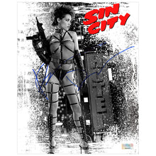 Load image into Gallery viewer, Rosario Dawson Autographed Sin City Gail 8x10 Photo