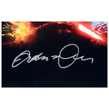 Load image into Gallery viewer, Adam Driver Autographed Star Wars The Force Awakens 16x20 Photo