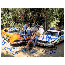 Load image into Gallery viewer, The Dukes of Hazzard Cast Autographed 11×14 Photo