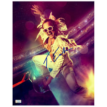 Load image into Gallery viewer, Taron Egerton Autographed Rocketman Elton John 11x14 Photo
