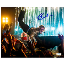 Load image into Gallery viewer, Taron Egerton Autographed Rocketman Elton John Troubadour 8x10 Photo