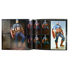 Load image into Gallery viewer, Chris Evans and Stan Lee Autographed The Art of Captain America: The First Avenger