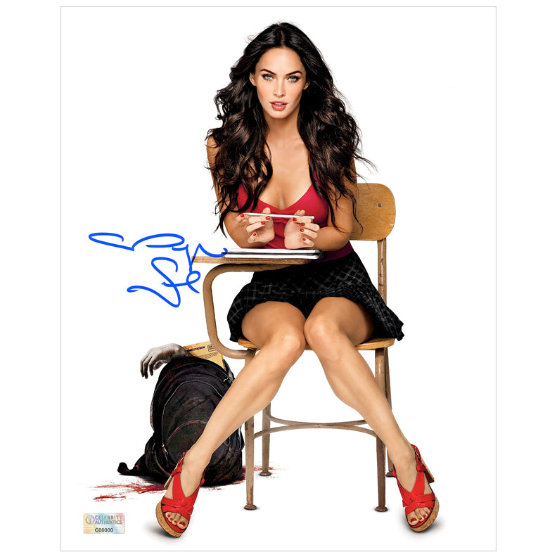Megan Fox Autographed Jennifer's Body 8x10 Photo