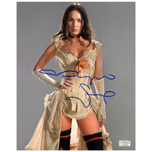 Load image into Gallery viewer, Megan Fox Autographed Jonah Hex Lilah 8x10 Photo