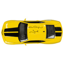 Load image into Gallery viewer, Megan Fox Autographed Transformers Bumblebee 2010 Camaro 1:18 Scale Die-Cast Car
