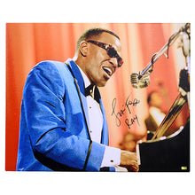 Load image into Gallery viewer, Jamie Foxx Autographed 16×20 Ray Canvas Gallery Edition