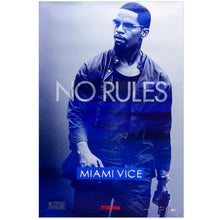 Load image into Gallery viewer, Jamie Foxx Autographed Miami Vice 27x40 Single-Sided Movie Poster