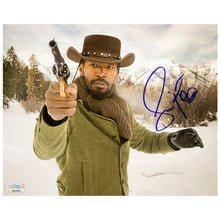 Load image into Gallery viewer, Jamie Foxx Autographed Django Unchained 8×10 Scene Photo