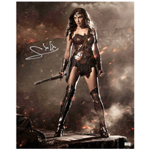 Load image into Gallery viewer, Gal Gadot Autographed Wonder Woman 16×20 Photo