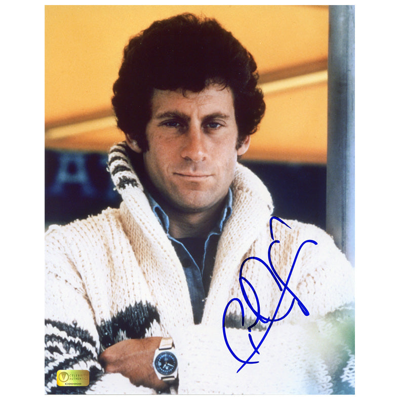 Paul Michael Glaser Autographed Starsky and Hutch 8×10 Starsky Photo