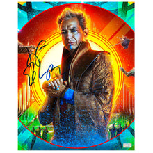 Load image into Gallery viewer, Jeff Goldblum Autographed Thor Ragnarok The Grandmaster 11x14 Photo