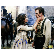 Load image into Gallery viewer, Lena Headey Autographed The Brothers Grimm 8x10 Photo