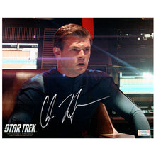 Load image into Gallery viewer, Chris Hemsworth Autographed Star Trek George Kirk 8x10 Photo