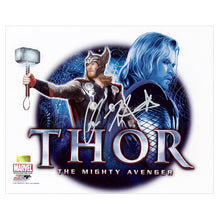 Load image into Gallery viewer, Chris Hemsworth Autographed Thor The Mighty Avenger 8x10 Photo