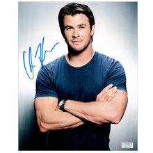 Load image into Gallery viewer, Chris Hemsworth Autographed 8×10 Studio Photo