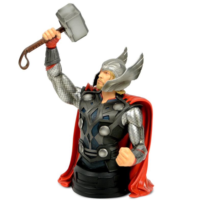 Chris Hemsworth Autographed Gentle Giant Thor The Mighty Avenger 1/6 Scale Bust