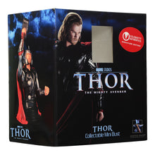Load image into Gallery viewer, Chris Hemsworth Autographed Gentle Giant Thor The Mighty Avenger 1/6 Scale Bust