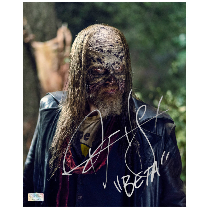 Ryan Hurst Autographed The Walking Dead Beta 8x10 Photo