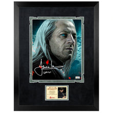 Load image into Gallery viewer, Jason Isaacs Autographed Harry Potter Lucius Mafloy 8x10 Close Up Photo
