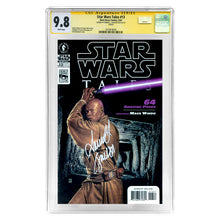 Load image into Gallery viewer, Samuel L. Jackson Autographed Star Wars Tales #13 CGC SS 9.8