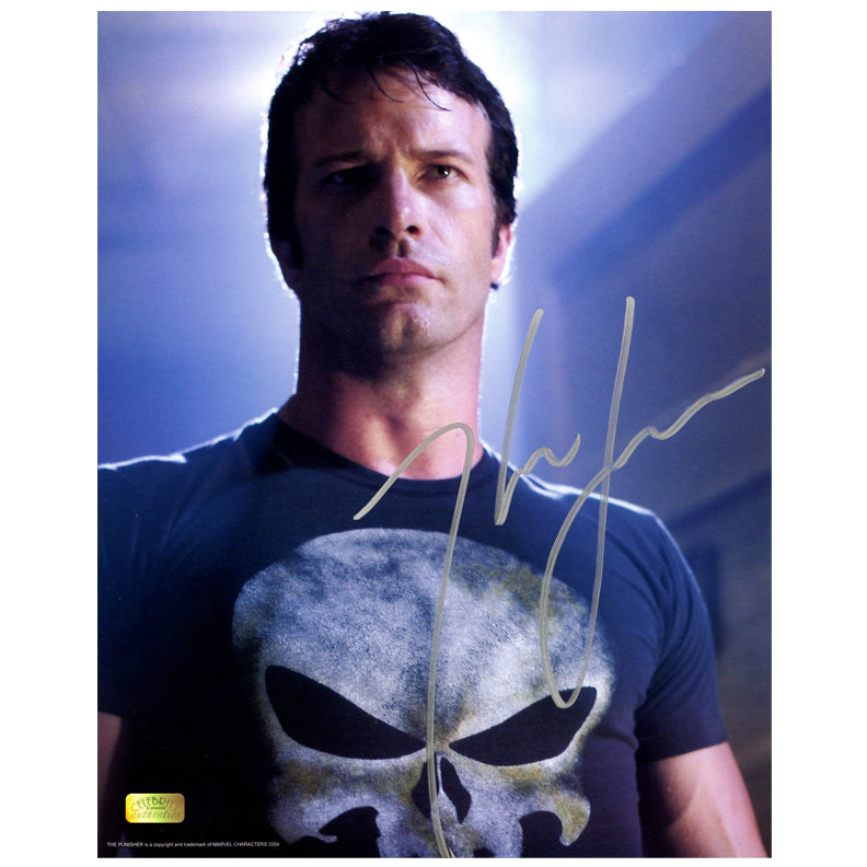 Thomas Jane Autographed The Punisher Frank Castle 8×10 Photo