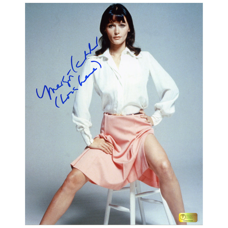 Margot Kidder Autographed Superman Lois Lane 8x10 Studio Photo
