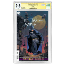 Load image into Gallery viewer, Val Kilmer Autographed 2020 Detective Comics #1015 CGC SS 9.8 with Batman Inscription