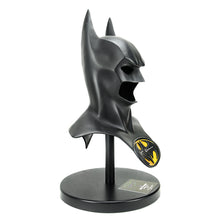 Load image into Gallery viewer, Val Kilmer Autographed HCG Batman Forever 1:1 Scale Cowl