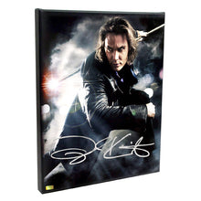 Load image into Gallery viewer, Taylor Kitsch Autographed Gambit Wolverine 16x20 Canvas Gallery Edition