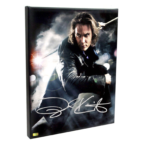 Taylor Kitsch Autographed Gambit Wolverine 16x20 Canvas Gallery Edition