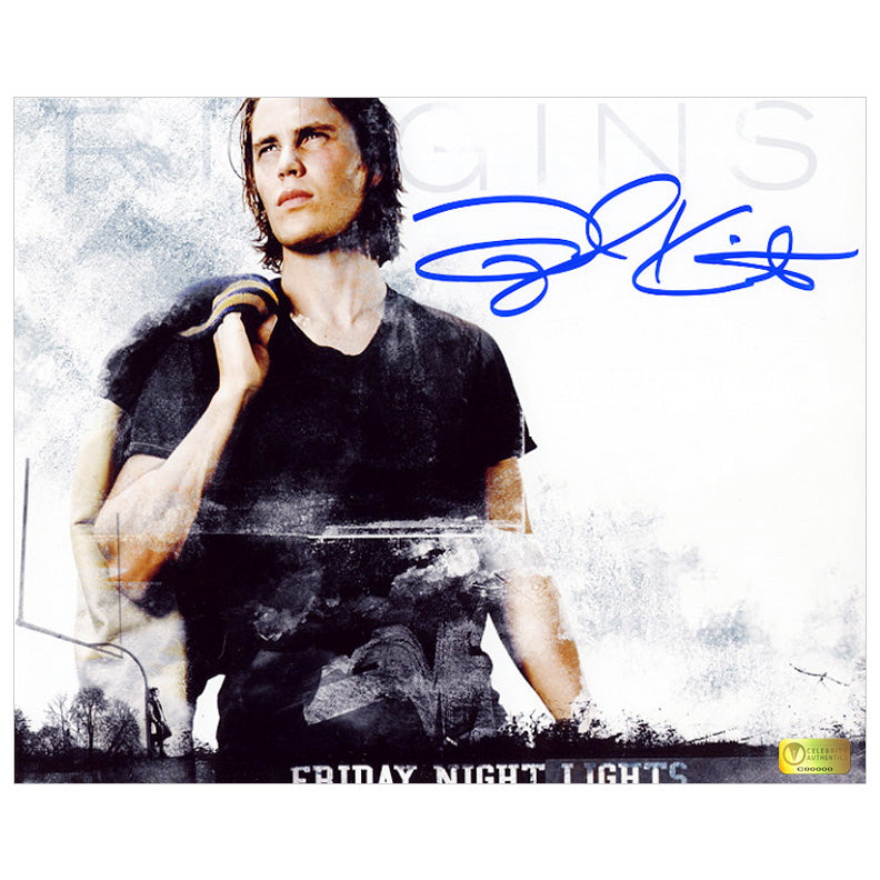 Taylor Kitsch Autographed Friday Night Lights Tim Riggins 8x10 Promo Photo