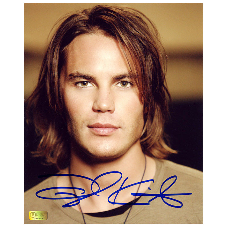 Taylor Kitsch Autographed 8x10 Portrait Photo