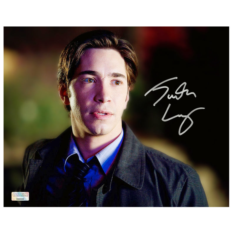 Justin Long Autographed Drag Me to Hell Clay Dalton 8x10 Photo