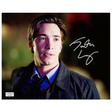 Load image into Gallery viewer, Justin Long Autographed Drag Me to Hell Clay Dalton 8x10 Photo