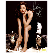 Load image into Gallery viewer, Rose McGowan Autographed Bug and Fester 8×10 Portrait Photo